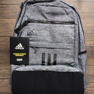 🌺HP🌺 NWT adidas League 3-Stripe Backpack!!!
